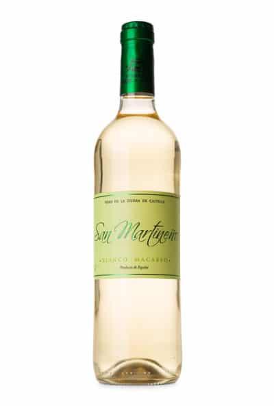 Gran vino blanco San Martineño