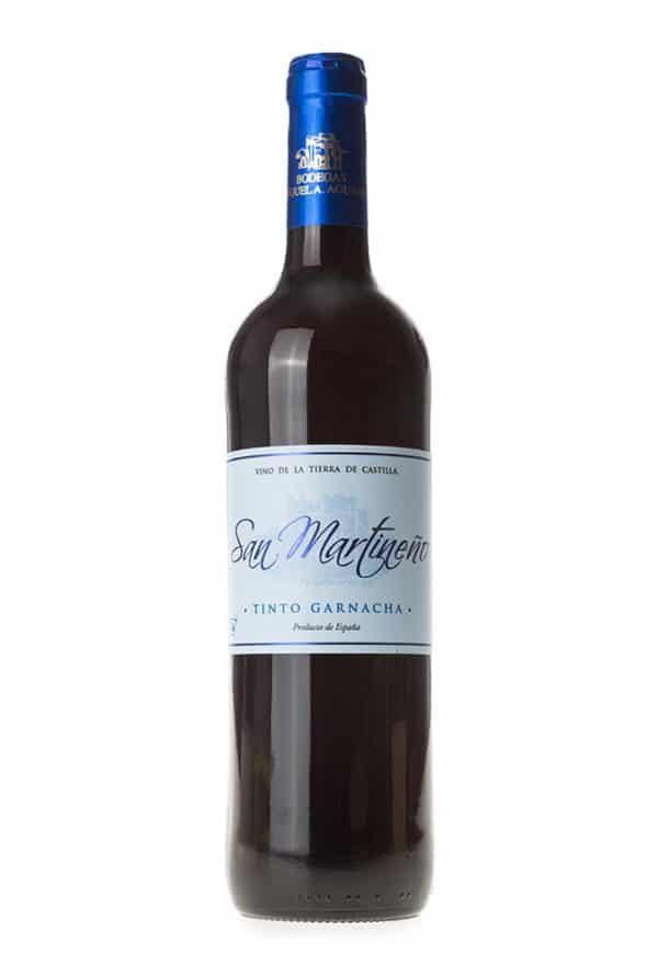 San Martineño Vino Tinto Garnacha 2017